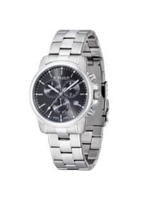 M Watch Chrono Armbanduhr Dunkelgrau M Watch 76071470000013 Bild Nr. 1