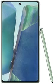 Galaxy Note 20 5G Mystic Green Smartphone Samsung 794657300000 Photo no. 1