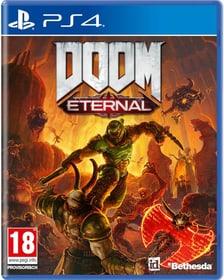 PS4 - DOOM Eternal F Box 785300147336 Langue Français Plate-forme Sony PlayStation 4 Photo no. 1