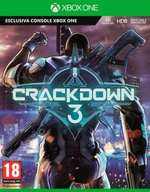 Xbox One - Crackdown 3 Box 785300129349 Photo no. 1