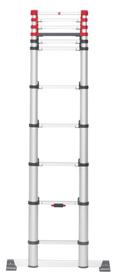 Telkopleiter T80 FlexLine Hailo 630915600000 Anzahl Stufen / Sprossen 11 Bild Nr. 1
