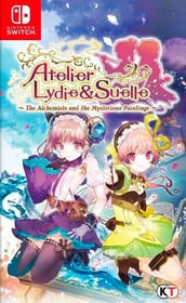 NSW - Atelier Lydie & Suelle: The Alchemists and the Mysterious Paintings  F Box 785300132734 N. figura 1