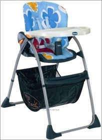 CHAISE HAUTE HAPPY SNACKY Chicco 74722230000007 Photo n°. 1