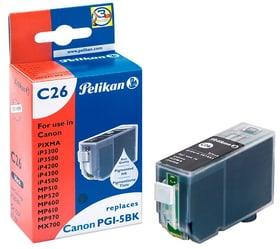 C56 PGI-550XL nero Cartuccia d'inchiostro Pelikan 785300123289 N. figura 1