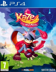 PS4 - Kaze and the Wild Masks D Box 785300158829 N. figura 1