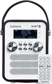 PDR-050 BK Radio DAB+ Lenco 785300148647 Photo no. 1