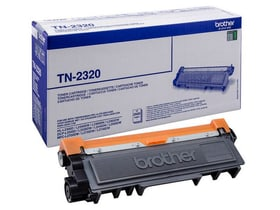 TN-2320 nero Cartuccia toner Brother 798521600000 N. figura 1