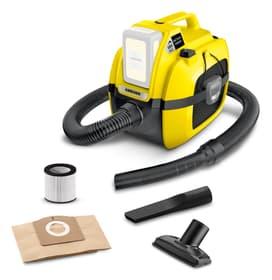 WD 1 Compact Battery 18 V Aspirateur eau et poussières sans fil Kärcher 61612170000020 Photo n°. 1