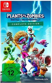 NSW - Plants vs. Zombies - Battle for Neighborville - Complete Edition Box 785300158607 Photo no. 1