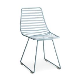 ELIF Chair 370006100040 Dimensioni L: 32.0 cm x A: 58.0 cm Colore Blu N. figura 1