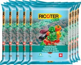 Gartenkompost, 10 x 30 l Bodenverbesserer Ricoter 658116400000 Bild Nr. 1