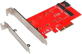 PCI-E 2x M.2 Card PCI Card i-Tec 785300147224 Photo no. 1