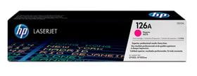 Toner-Modul 126A 1000 Seiten magenta Tonerkartusche HP 797585300000 Bild Nr. 1
