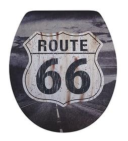 Siège de WC Relief Route 66