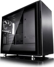 Define R6 Blackout Tempered Glass PC-Gehäuse Fractal Design 785300144036 Bild Nr. 1
