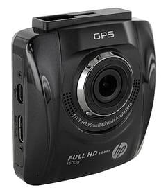 F500G Digital Car Dashcam avec GPS