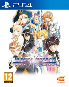 PS4 - Tales of Vesperia: Definitive Edition Box 785300138795 Photo no. 1