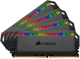 Dominator Platinum RGB DDR4-RAM 3600 MHz 4x 16 GB Mémoire Corsair 785300145531 Photo no. 1