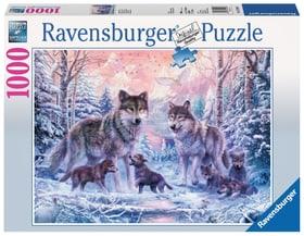 Arktische Wölfe Puzzle Ravensburger 747945000000 Bild Nr. 1