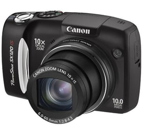 Canon Powershot SX120 IS Canon 79333470000009 Bild Nr. 1