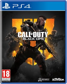 PS4 - Call of Duty: Black Ops 4 Box 785300135605 Lingua Francese Piattaforma Sony PlayStation 4 N. figura 1