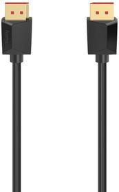 DisplayPort-Kabel 8k Ultra HD 2m Kabel Hama 798294100000 Bild Nr. 1