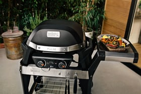 Weber Elektrogrill Pulse : Weber elektrogrill pulse 2000 cart kaufen bei do it garden