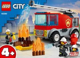 City 60280 Autopompa Con Scala LEGO® 748752700000 N. figura 1