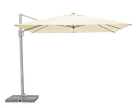 SUNFLEX 300 x 300 cm Ombrellone a braccio libero Suncomfort by Glatz 753146500004 Colore del rivestimento Écru N. figura 1