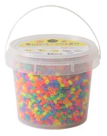 Perles à repasser néon Mix 5'000 pcs. 666540800250 Couleur Orange neon Photo no. 1