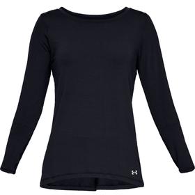 HG Armour Long Sleeve Fitnessshirt Under Armour 468055500320 Grösse S Farbe schwarz Bild-Nr. 1