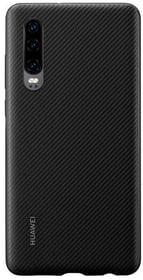 Hard-Cover PU black Hülle Huawei 785300143236 Bild Nr. 1