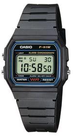 F-91W-1YEG Armbanduhr Casio Collection 760839300000 Bild Nr. 1