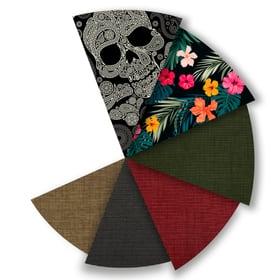 AROSA Textilverkleidung Outdoorchef 753690300000 Farbe Velvet Red Bild Nr. 1