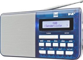 DAB 4.1 T - Bleu Radio DAB+ Dual 773021300000 Photo no. 1
