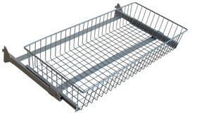Cestello con mesole bianco Sistema di scaffalatura ELEMENTSYSTEM 603489400000 N. figura 1