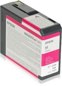 T5803 magenta Cartuccia d'inchiostro Epson 798283300000 N. figura 1