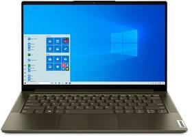 "Yoga Slim 7 14ITL05 14"" Dark Moss Ordinateur portable Lenovo 785300161140 Photo no. 1"