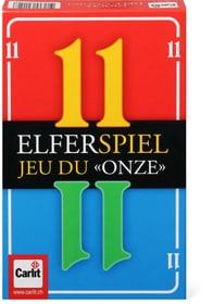 Jeu du «Onze» Jeux de société Carlit 744907300000 Photo no. 1