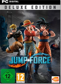 PC - Jump Force Deluxe Edition Download (ESD) 785300142276 Photo no. 1