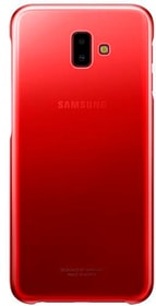 Hard-Cover Gradation Cover red Hülle Samsung 785300143890 Bild Nr. 1