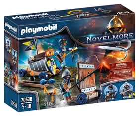 70538 Novelmore Chevaliers de Novelmore avec baliste PLAYMOBIL® 748039100000 Photo no. 1