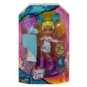 Cave Club GTH06 Tella Puppen-Set Set di bambole Mattel 740108100000 N. figura 1