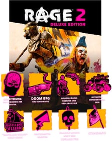 PC - Rage 2 Deluxe Edition Download (ESD) 785300141187 Bild Nr. 1