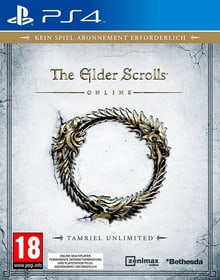 PS4 - The Elder Scrolls Online - Tamriel Unlimited