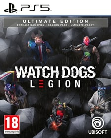 PS5 - Watch Dogs: Legion - Ultimate Edition Box PlayStation 5 785300154849 Photo no. 1