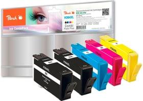 Multipack HP Nr. 364XL CMYBK Cartouche d'encre Peach 785300154234 Photo no. 1