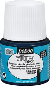PÉBÉO Vitrea 160 Glossy 11 Turquoise 45ml Pebeo 663507311100 Farbe Türkis Bild Nr. 1