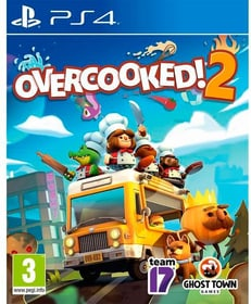 PS4 - Overcooked! 2 D Box 785300137537 N. figura 1