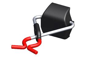 x-star®-Gerätehalter für coaxis®-Schiene alfer 605863200000 Bild Nr. 1